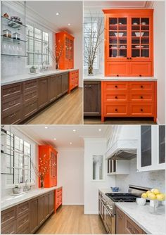 10 best Design Your Kitchen with a Cool Color Scheme images on ...