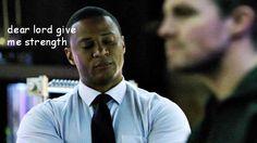 John Diggle, a summary. :) #Arrow