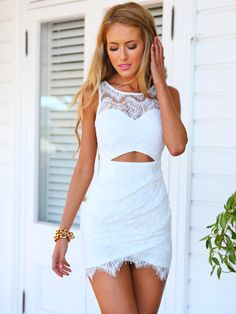 Layla Lace Dress | New Arrivals | Women's Fashion and Clothing | Online Shopping - Mura Boutique