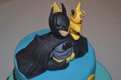 Batman & Pikachu