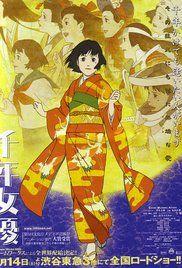 Millennium Actress (2001) directed by Satoshi Kon