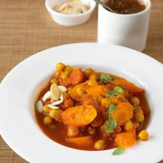 ESSEN & TRINKEN - Kichererbsen-Curry Rezept