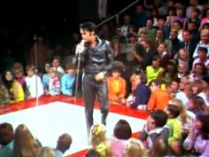 Elvis Presley: Hound Dog/All Shook Up  O.M.G. He was the greatest!