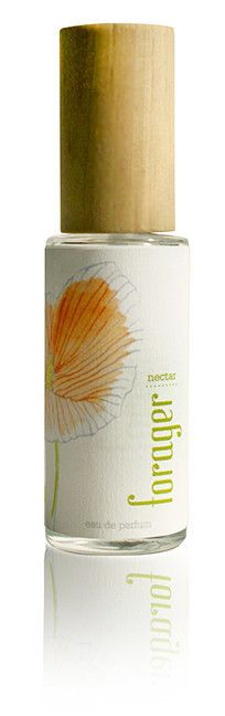 Natural Beauty Products: Forager Botanicals Natural Perfume Packaging; Nectar $120
