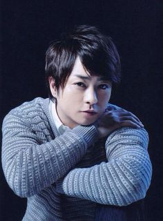 Sakurai Sho 櫻井 翔 Rapper, Handsome, Singer, Album, Cute, Magazine, Boys, Baby Boys, Singers