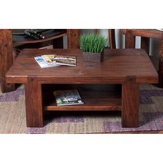 Have to have it. 2 Day Designs Reclaimed Russian River Cocktail Table - $570 @hayneedle