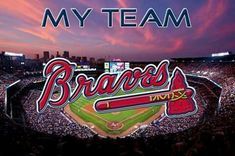 My Dad took me to first Braves game in the 1968 I seen Hank Aaron play Braves Game, Braves Baseball, Football, Brave Wallpaper, Atlanta Braves Logo, Dansby Swanson, Chipper Jones, Sports Team Logos, World Of Sports