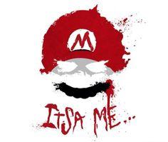 Joker Mario