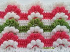 Crochet Tutorial – Tiny Blanket - Design Peak