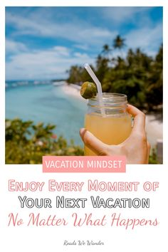 Learn how you can have an incredible vacation even if everything goes wrong! Having a great vacation has less to do with what you do and more to do with your mindset! #RoadsWeWander Have A Great Vacation, Great Vacations, Disney World Planning, Disney World Vacation, Travel Advice, Travel Tips, When Everything Goes Wrong, What Do You Hear, No Matter What Happens