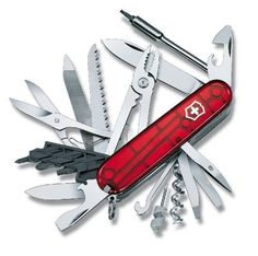 VICTORINOX MULTIUSO CYBERTOOL 41 RUBY http://www.decariashop.it/victorinox-cybertool/18722-victorinox-multiuso-cybertool-41-ruby.html