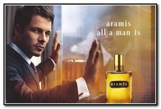 Paul Sculfor For Aramis Fragrance 2012 Campaign
