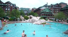 Guide To Wilderness Lodge - Dad For Disney