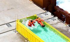 Pimp eens een zeecontainer … tot zwembad | Innovatief.be
