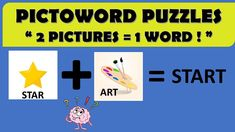 """PICTOWORD PUZZLES