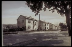 first workers' houses