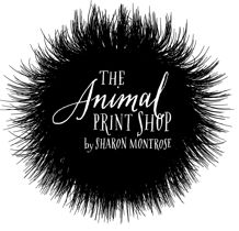 The Animal Printshop by Sharon Montrose