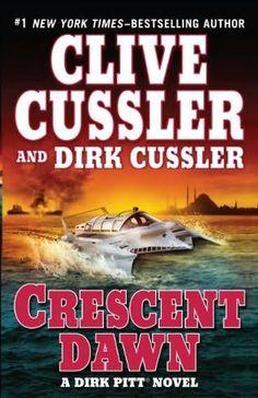 Crescent Dawn      (Dirk Pitt, book 21)    by    Clive Cussler and     Dirk Cussler