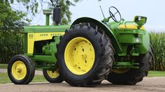 1960 John Deere 830 presented as Lot at Davenport, IA Jd Tractors, John Deere Tractors, Vintage Tractors, Vintage Farm, John Deere Equipment, New Tyres, Parcs, Farm Life, Farming
