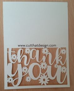 Cut That Design provides a large selection of Free SVG Files for Silhouette, Cricut and other cutting machines. Available in SVG, DXF, EPS and PNG Formats. Photo Thank You Cards, Free Thank You Cards, Plotter Silhouette Cameo, Silhouette Cameo Cards, Silhouette Studio, Silhouette Machine, 3d Cuts, Free Svg, Cricut Craft Room