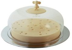 Alessi Mouse Cheese Board with Dome by Michael Graves | www.richmondcookshop.co.uk