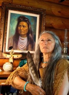 Brooke Medicine Eagle... Her Vision and Teachings Have Gifted Many to Rediscover With Pride Our First Nation's Heritage and Walk the Good Red Road to Become Empowered as the Women and Healers We Were Born to Be...Mi Takuye Oyasin...Aho...