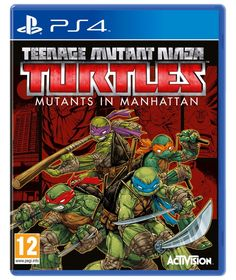 Buy Ninja Turtles Mutants in Manhatten PS4 at Argos.co.uk - Your Online Shop for PS4 games.