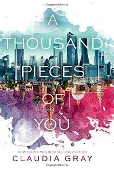 book cover of A Thousand Pieces of You