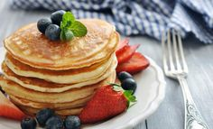 Receta de Pancakes para Veganos