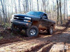 Chevy Chevy pickup truck!