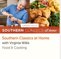 Southern Classics at Home Cooking Class Thai Cooking, Cooking For Two, Healthy Cooking, Crockpot Recipes, Keto Recipes, Cooking Recipes, Healthy Recipes, Online Cooking Classes, Cocktails