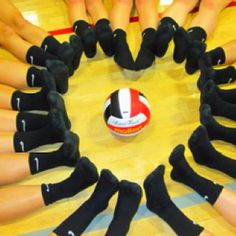 Volleyball want to do with my team