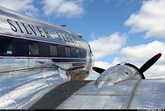 Douglas DC-3A aircraft picture