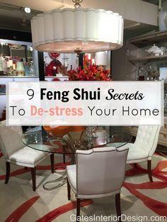 9 feng shui secrets to de stress your home