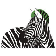 Punk Zebra by HaroldRamp