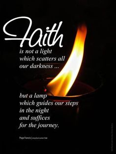 The light will guide you to the right path! #ShareTheFaithOfGod