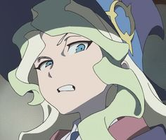Little Witch Academia, Diana Cavendish