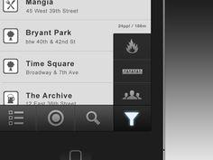 iPhone App Navigation