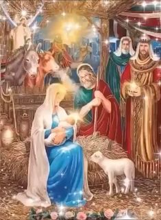 Christmas Animated Gif, Merry Christmas Gif, Merry Christmas Pictures, Christmas Jesus, Christmas Blessings, Christmas Nativity, Christmas Greetings, Dark Spots On Legs, Jesus Mary And Joseph