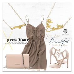 """""""YAELI JEWELRY"""" by selmir ❤ liked on Polyvore featuring Charlotte Russe, Madewell, Givenchy and summerbrights"""