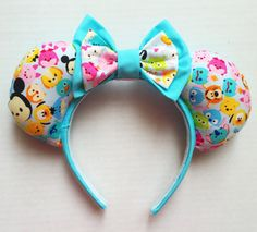 Tsum Tsum (Blue) Mickey Ears
