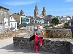 """El Camino de Santiago desde Asturias: """"Ya estamos en Lugo"""""""
