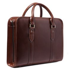 """Men's Handmade Leather Business Briefcase / 13"""" 14"""" 15"""" Laptop or 13"""" 15"""" MacBook Pro Bag. #fashion style"""