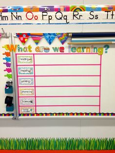 Daily Objectives Organizer. I'll have room for this in my portable next year.
