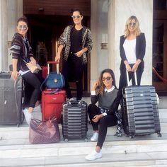 Camila Coelho, Fabiana Justus, Maria Bernardes, Lala Noleto