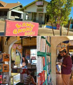 Lawn Gnome Books is a multifaceted space: part used bookstore, part community meeting place, part performance space that makes its home in a...