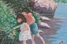 Sennelier Oil Pastels, Oil Pastel Landscape, Light Colors, Art Work, Pictures, Painting, Image, Artwork, Photos