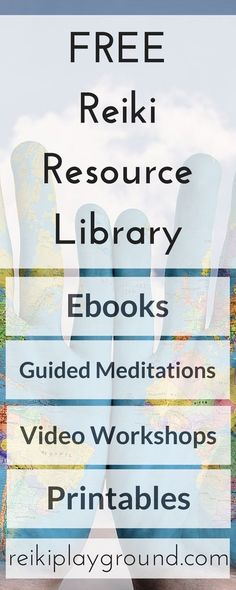 Free Reiki Resource Library when you sign up for our mailing list! What's inside? Reiki ebooks, Reiki guided meditations, Reiki video workshop on Reiki Boxes, Reiki tip sheets, Reiki worksheets, all things Reiki!