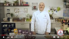 Osvaldo Gross, Chef Jackets, Tips, Youtube, Lemon Cakes, Advice