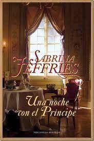 @ENAMORADAS DE LA LECTURA: Una noche con el príncipe